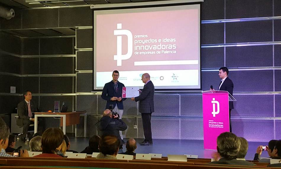 MundoReishi wins the 1st prize in Innovative Business in Palencia.