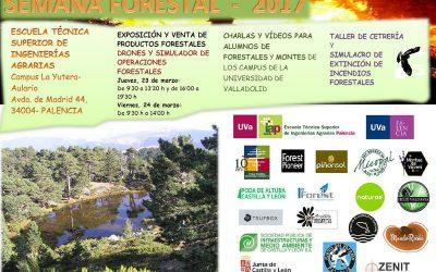Hongos medicinales en la Semana Forestal. Universidad de Valladolid