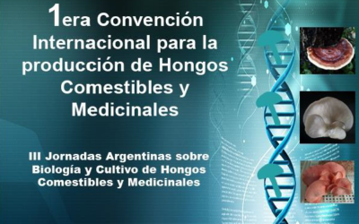 MundoReishi en 1ª Convención Internacional de producción de Hongos Comestibles y Medicinales