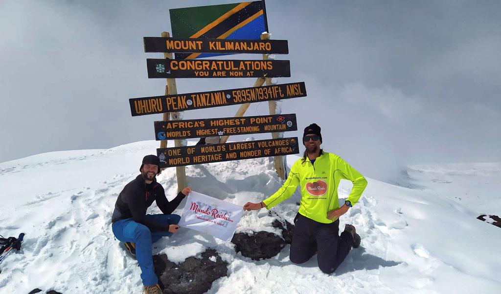 reishi kilimanjaro